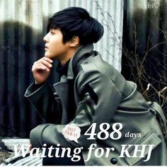 Waiting for Kim Hyun Joong 김현중 ♡ Twitter