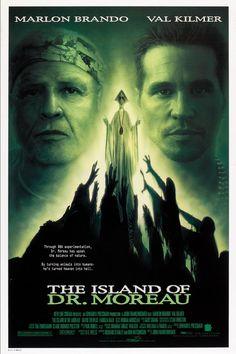 The Island of Dr Moreau 1996 Movie