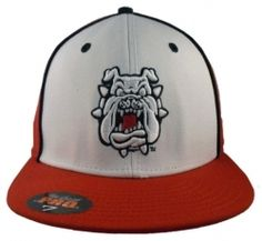 568c0e376b7 Fresno State Fitted Cap White Red  19.99 NOW  9.99 Save  50% off Fresno