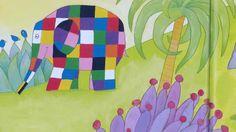 Elmer en de slang - na het boek, nu de film :-)