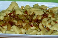 Kopytka - recipe for my favorite Polish potato dumplings.