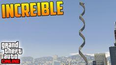 INCREIBLE! EL MAS ALTO DE TODOS!! - Gameplay GTA 5 Online Funny Moments ...