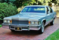 Learn more about 1978 Cadillac Fleetwood Brougham Survivor on Bring a Trailer, the home of the best vintage and classic cars online. Cadillac Eldorado, Cadillac Ct6, Classic Car Garage, Auto Body Repair, Cadillac Fleetwood, Classic Cars Online, Buick, Old Cars, Luxury Cars
