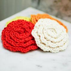 13 Dishcloths & Scrubbies Crochet Patterns | DIY To Make                                                                                                                                                      More