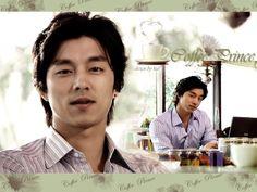 Gong Yoo, Coffee Prince <3