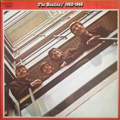 The Beatles - 1962-1966 2x33t
