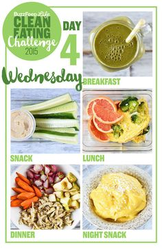 Day 4 Of The 2015 Clean Eating Challenge