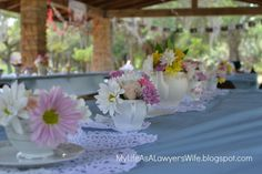 In my last post , I recapped all the fun we had at Ellie's Alice-in-Wonderland-themed first birthday party. Now, let's talk about the party...