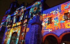 'Mapping' recreará historia de Guayaquil en la fachada de la Iglesia San Francisco - El Comercio (Ecuador)