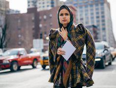 #NYFW #StreetStyle Day Four: #MiroslavaDuma