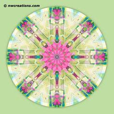 Mandala Monday - Mandalas from the Heart of Truth - Part 1 - http://go.shr.lc/1jDtAmC -  © Atmara Rebecca Cloe and New World Creations -  Purchase prints and gifts at http://www.zazzle.com/New_World_Creations?rf=238526469533245868