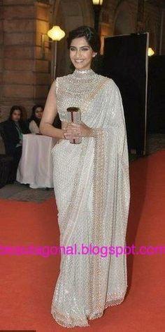 Sonam Kapoor In Abu Jani Sandeep Khosla At Ahana Deol-Vaibhav Vora Sangeet