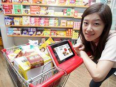 Presentan carrito de compras provisto de pantalla táctil que orienta y facilita las compras | Revista PyM