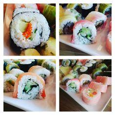 #Sushi is an art