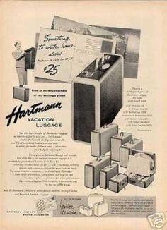 Hartmann Luggage (1953)