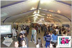 Feria artesanal y muestra de escuelas, predio ferial en el Puerto de #LaPaz