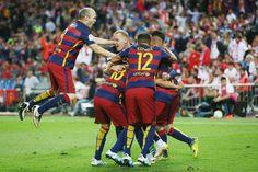 Barça Campeón de la copa del Rey 2016