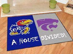 House Divided All-Star Fanmat Kansas vs. Kansas St
