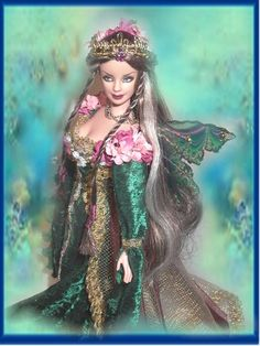OOAK Fairy Dolls, Fairies, Barbie doll fairies, one of a kind dolls