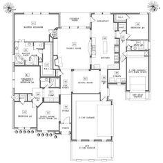 Streetman Homes Fairview Floor Plan Home Photo Style