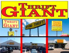 Dallas and Thrift stores on Pinterest