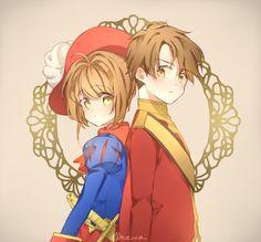 sakura and shaoran prince