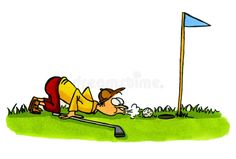 Find Golf Cartoon Series Number 4 stock images in HD and millions of other royalty-free stock photos, illustrations and vectors in the Shutterstock collection. Hole In One, Golf Humor, Illustrations, Clip Art, Comics, Sports, Cartoons, Cheating, Images