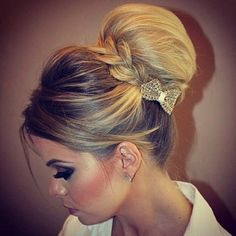 Coque rosquinha - Penteado de noiva + Hair Wedding #weddingdream123