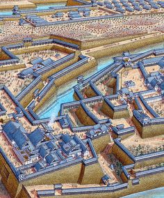Osaka Castle 1614