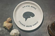 TheBabyHandprintCompany: Unique and One Of A Kind Ceramic Graters