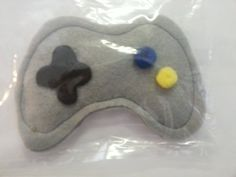 Game controller Organic Catnip filled Cat Toy by KittyCrackHouse, $5.00