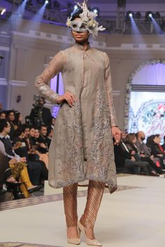 #MariaB. La Roseraie (The Rose Garden) Collection at TBCW 2014  #TBCW2014 #BridalCoutureWeek2014