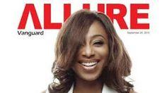 Dakore Akande flaunts gorgeous self in Vanguard Allure cover feature