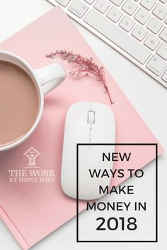 I'm always looking for new and innovative ways to add more money to my bottom line. Here are some cool new ways to make money in 2018.