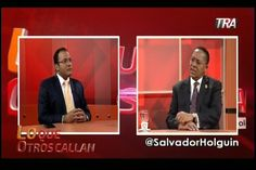 Salvador Holguin Entrevista A Ismael Reyes, Hablan Sobre La Corrupción En La República Dominicana Y El Pacto Que Danilo Incumplió Con EL PDI