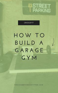 How did I start a garage gym on a budget? My secret to starting, where I purchased my equipment, and how long it took me to get a decent set up. Building A Garage, Garage Gym, Home Gym Equipment, No Equipment Workout, Fitness Equipment, Home Gym Machine, Backyard Gym, Gym Machines, Break A Sweat
