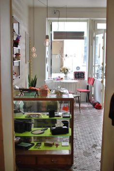 Sweat Shop | Paris