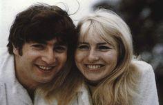 ♥♥John W. O. Lennon♥♥  ♥♥Cynthia Powell-Lennon♥♥