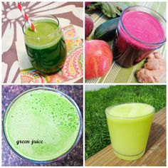 4 Freshly Pressed Juice Recipes to Energize Your Day