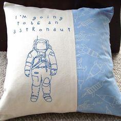 Astronaut cushion