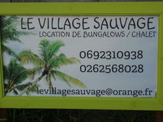 Gîte Le Village Sauvage - Vincendo - Saint Joseph