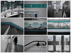 https://flic.kr/p/sTskyf   Série Limitée #3 - Lignes - Métro 0/9   Ligne de…