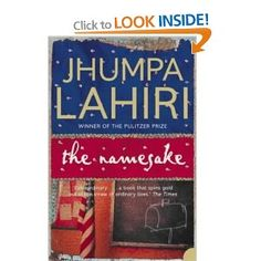 """Read """"The Namesake"""" by Jhumpa Lahiri available from Rakuten Kobo. 'The Namesake' is the story of a boy brought up Indian in America. 'When her grandmother learned of Ashima's pregnancy, . Good Books, Books To Read, My Books, Story Books, Jhumpa Lahiri, Indian Literature, Book Club Reads, Fiction Books, Reading Lists"""