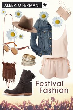 Our Guide to Festival Fashion | Alberto Fermani USA Blog
