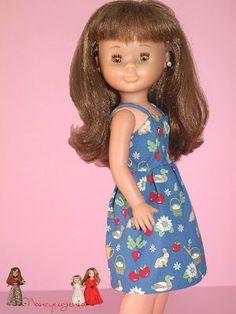 Nancy: Mis modelos con patrones Más
