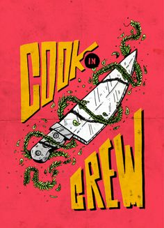 Cook in Crew Havana, Comic Books, Behance, Comics, Cooking, Gallery, Cover, Illustration, Check