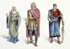 BBC - Primary History - Anglo-Saxons - Kings and laws