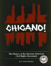"""""""Chicano! The History of the Mexican American Civil Rights Movement"""" by F Arturo Rosales.     """"The book is an education and inspiration; particularly, the moving chapter on the United Farm Workers and its founder and leader, César Chávez.""""—Booklist"""