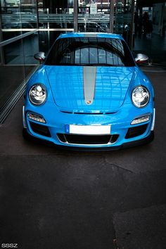 Porsche 911 GT3 RS 4.0 #997