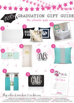 Perfect Graduation gift ideas top grad gift monogrammed grad gifts